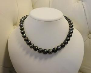 黒真珠ネックレス