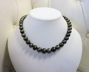 黒真珠 南洋ネックレス